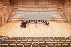 Colyer_Fergusson_Music_Building_custom_seating