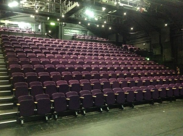 The Place Retractable Seating