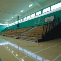 retractable seating systems