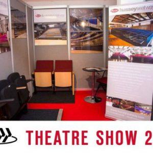 Hussey Seatway ABTT Theatre Show 2018