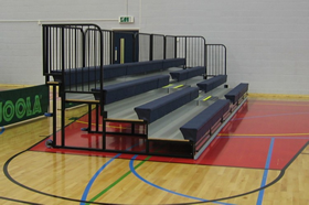 Rollaway Seating
