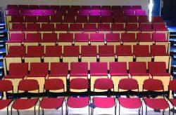 Retractable Seating at Vinehall