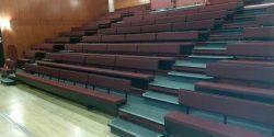Refurbishment Retractable Seating Hussey Seatway