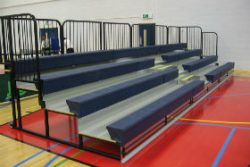 Retractable Seating Hussey Seatway
