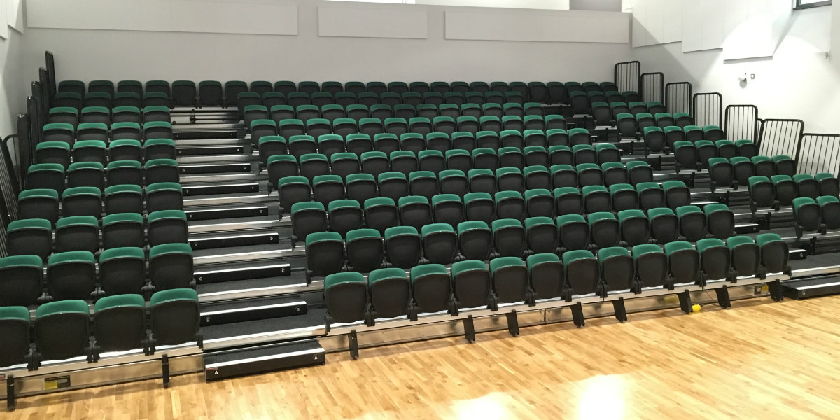 Retractable Seating Theatre Education Amp Sport Hussey
