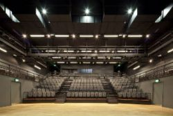 Seatway TP Retractable seating