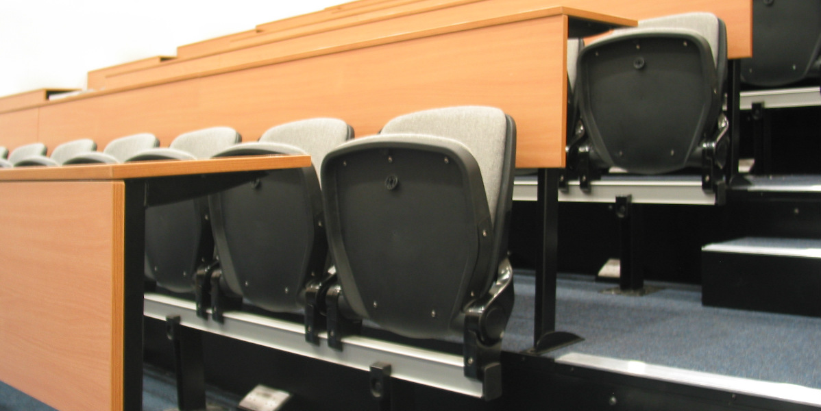 Lecture Seating Retractable Seating Hussey Seatway