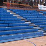 Crystal Palace Retractable Seating by Hussey Seatway