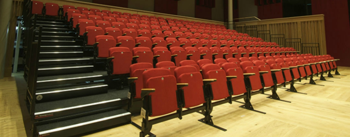 Gallery 3 Hussey Seatway Retractable Seating