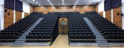 Retractable Seating Vormitory