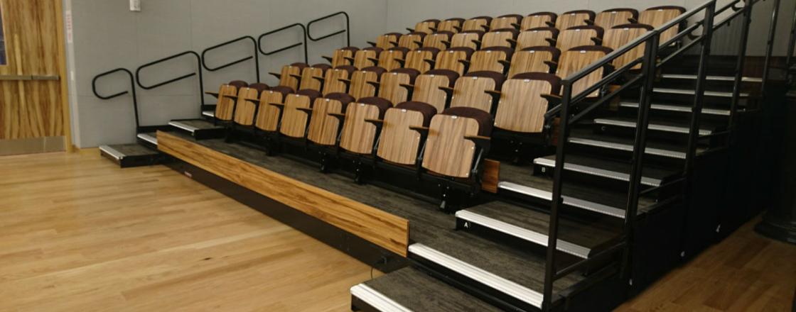 Retractable Seating New_York_University