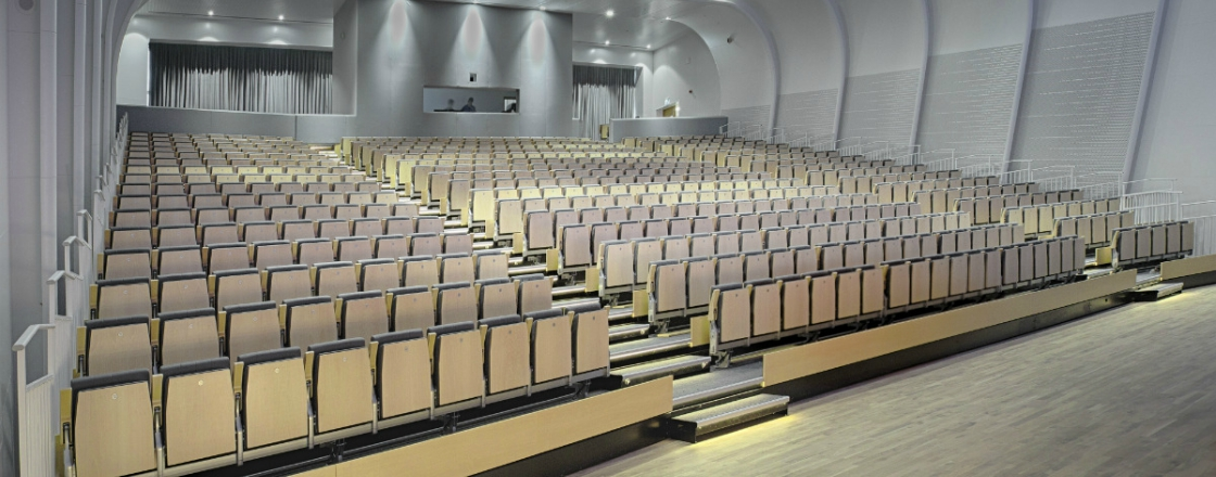 Theatre Case Studies Retractable Seating