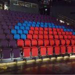 Z-arts Retractable Seating